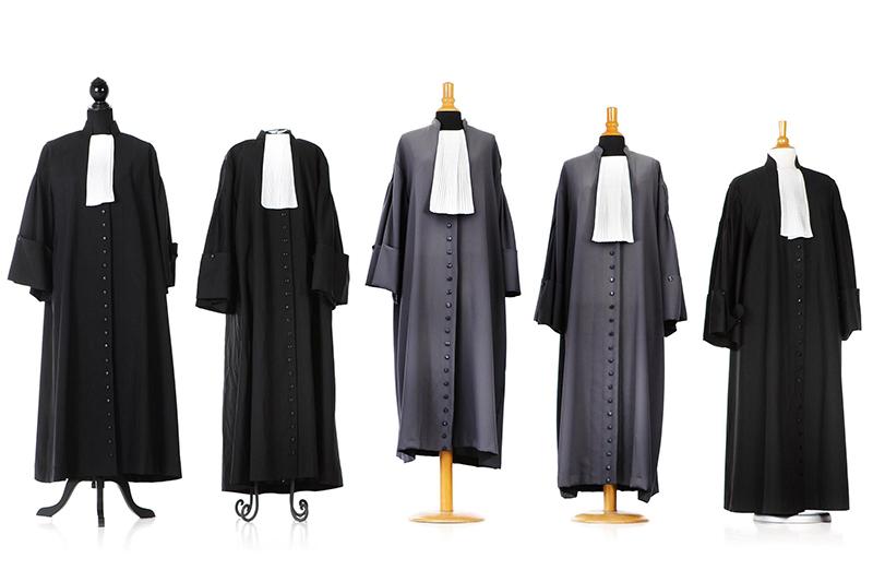 foto van een pro deo advocaat